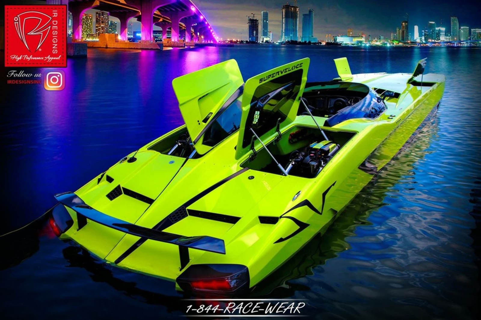 Buy This Aventador Sv And A Matching Mti G6 Boat