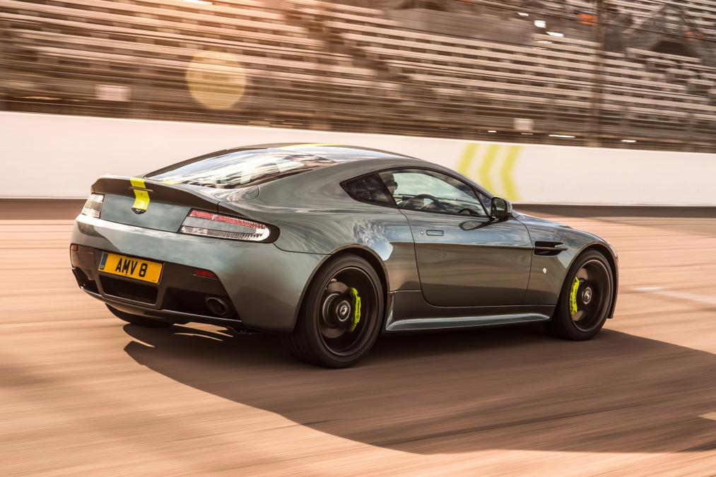 New Aston Martin Amr Vantage Limited Editions