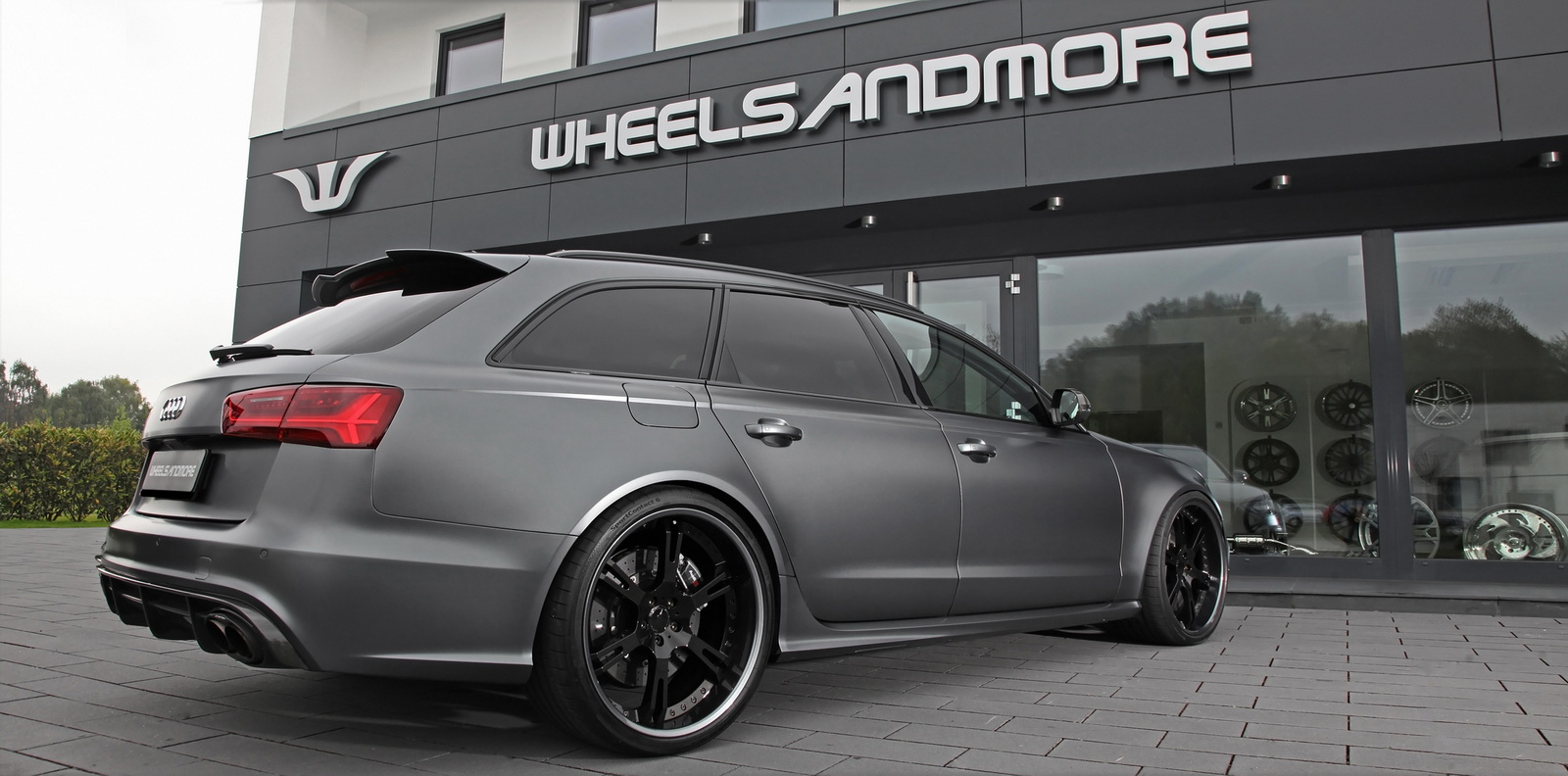 Wheelsandmore Upgrade Rs6 Rs7 And R8 Spyder Significantly