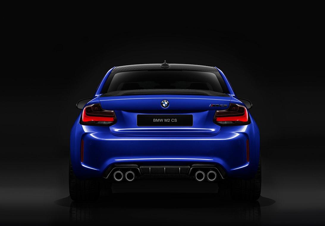 BMW M2 CS Expected To Make Debut In Geneva Next Year