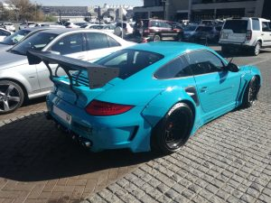 porsche turbo liberty walk south africa