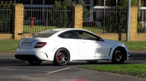 mercedes c63 black series south africa