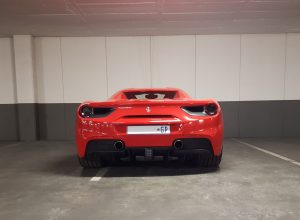 ferarri 488 spider south africa
