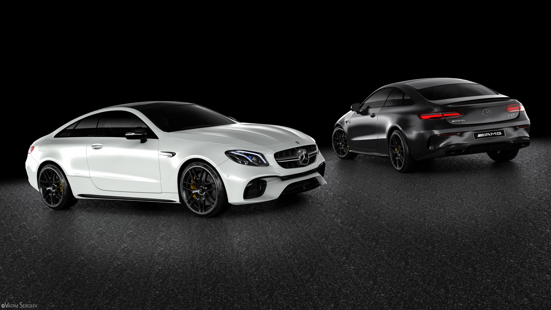 Mercedes Amg Coupe 2017 >> Incredible Mercedes-AMG E63 S Coupe Renderings Show Why It Needs To Happen