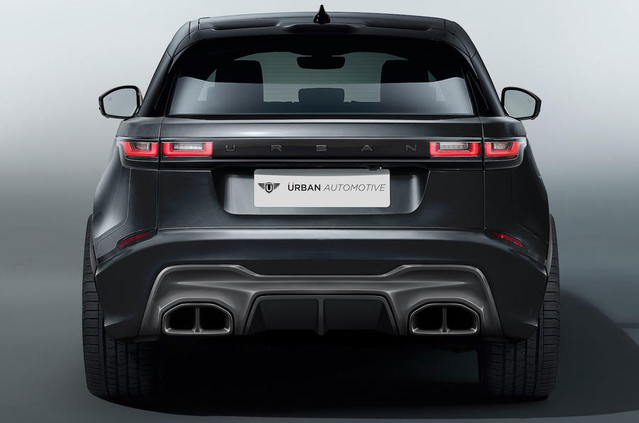Land Rover Sport 2017 >> Urban Automotive Share Range Rover Velar GTS Kit