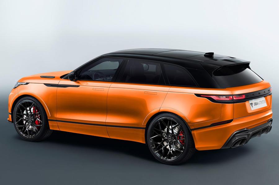 Urban Automotive Share Range Rover Velar GTS Kit