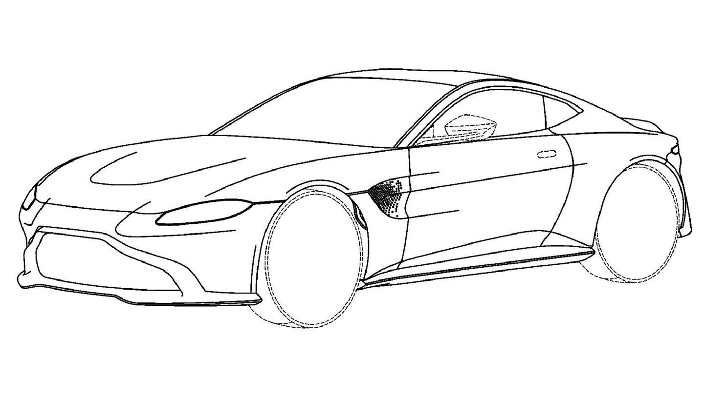 2017 Alfa Romeo 4c >> 2019 Aston Martin Vantage Teased Ahead Of Reveal This Year