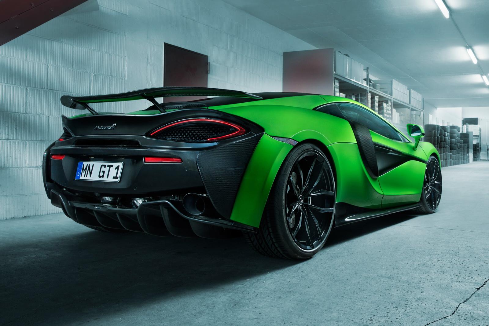 Performance Exhaust Systems >> Novitec Make McLaren 570GT More Mental