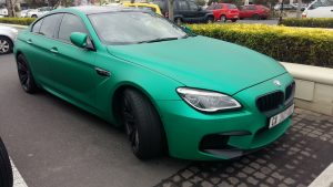 matte green bmw m6 south africa