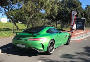 mercedes amg gtr south africa