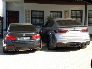 lumma design bmw x6m south africa