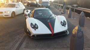 pagani zonda clubsport f south africa