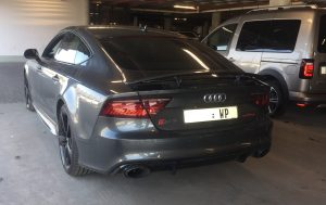 audi rs7 south africa
