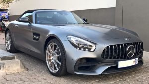mercedes amg gt roadster south africa