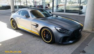 mercedes amg gt r edition 1 south africa