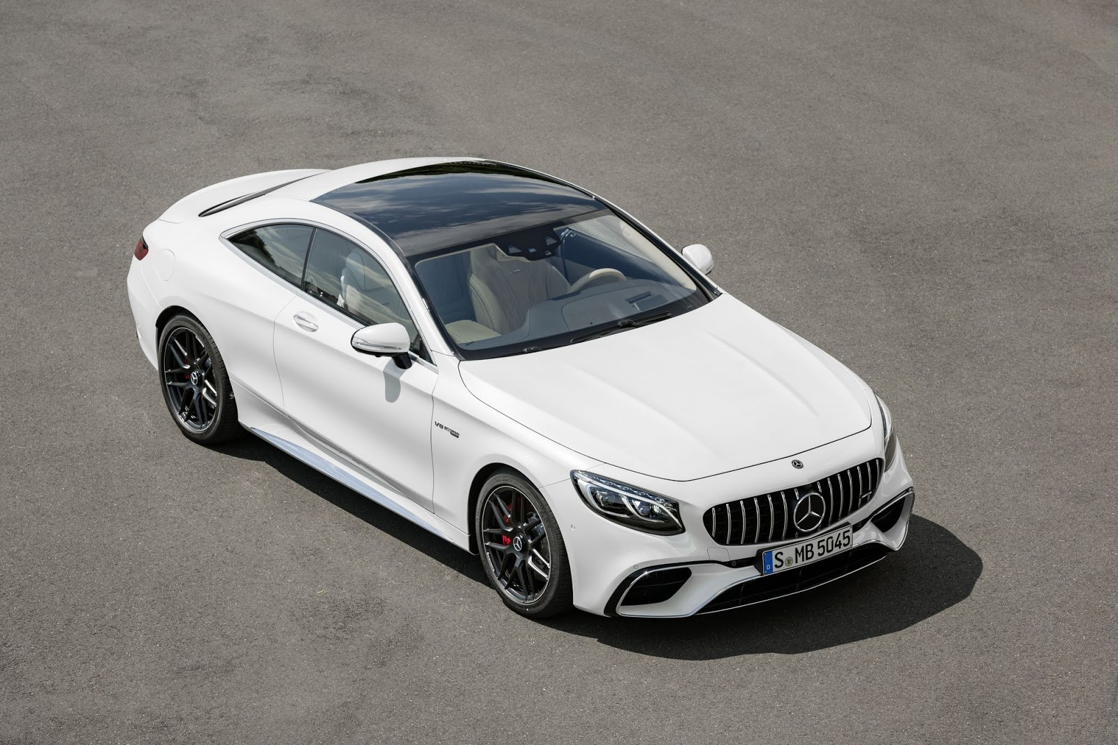 2018 mercedes amg s63 s65 coupe cabrio get refreshed. Black Bedroom Furniture Sets. Home Design Ideas