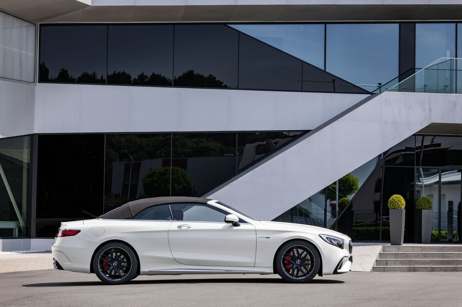 S63 2018 >> 2018 Mercedes-AMG S63 & S65 Coupe & Cabrio Get Refreshed