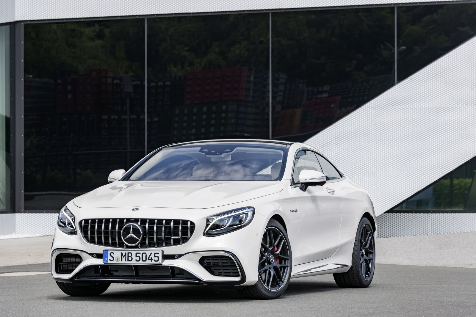2018 mercedes amg s63 s65 coupe cabrio get refreshed for Mercedes benz 2018 amg