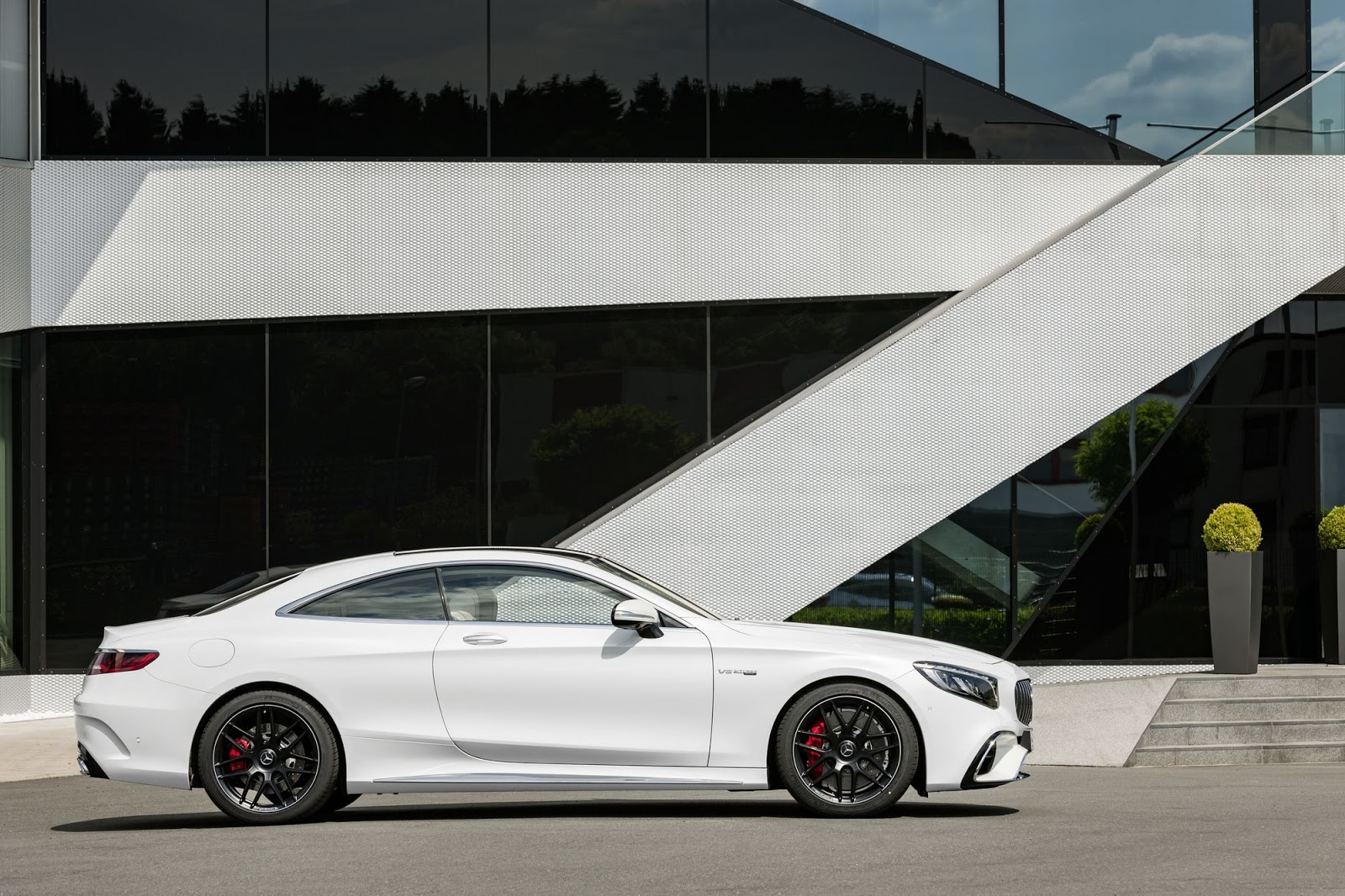 2018 Mercedes Amg S63 Amp S65 Coupe Amp Cabrio Get Refreshed