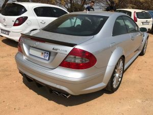 mercedes-benz clk63 amg south africa