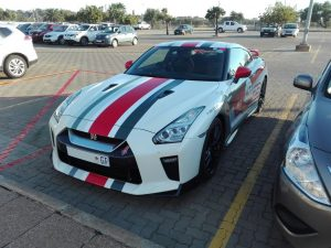 nissan gt-r south africa