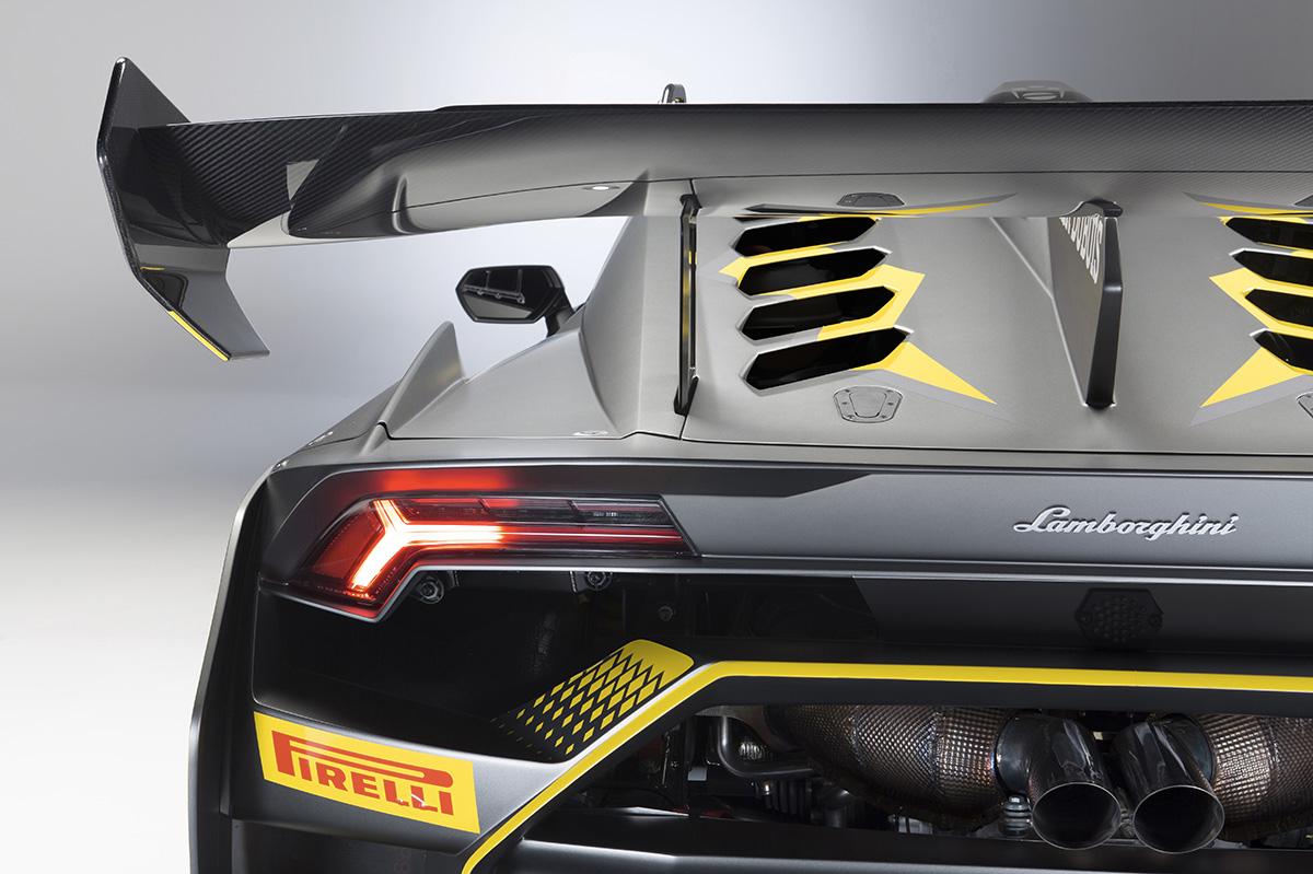 The New Lamborghini Hurac 225 N Super Trofeo Evo Is Official
