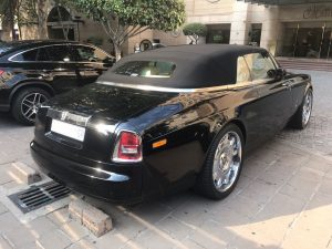 rolls-royce phantom drophead coupe south africa