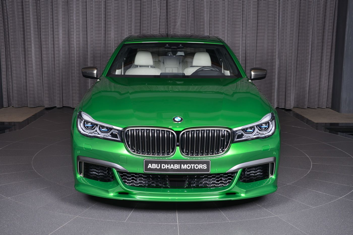 BMW M Series >> Rallye Green BMW M760Li xDrive Looks REALLY Good