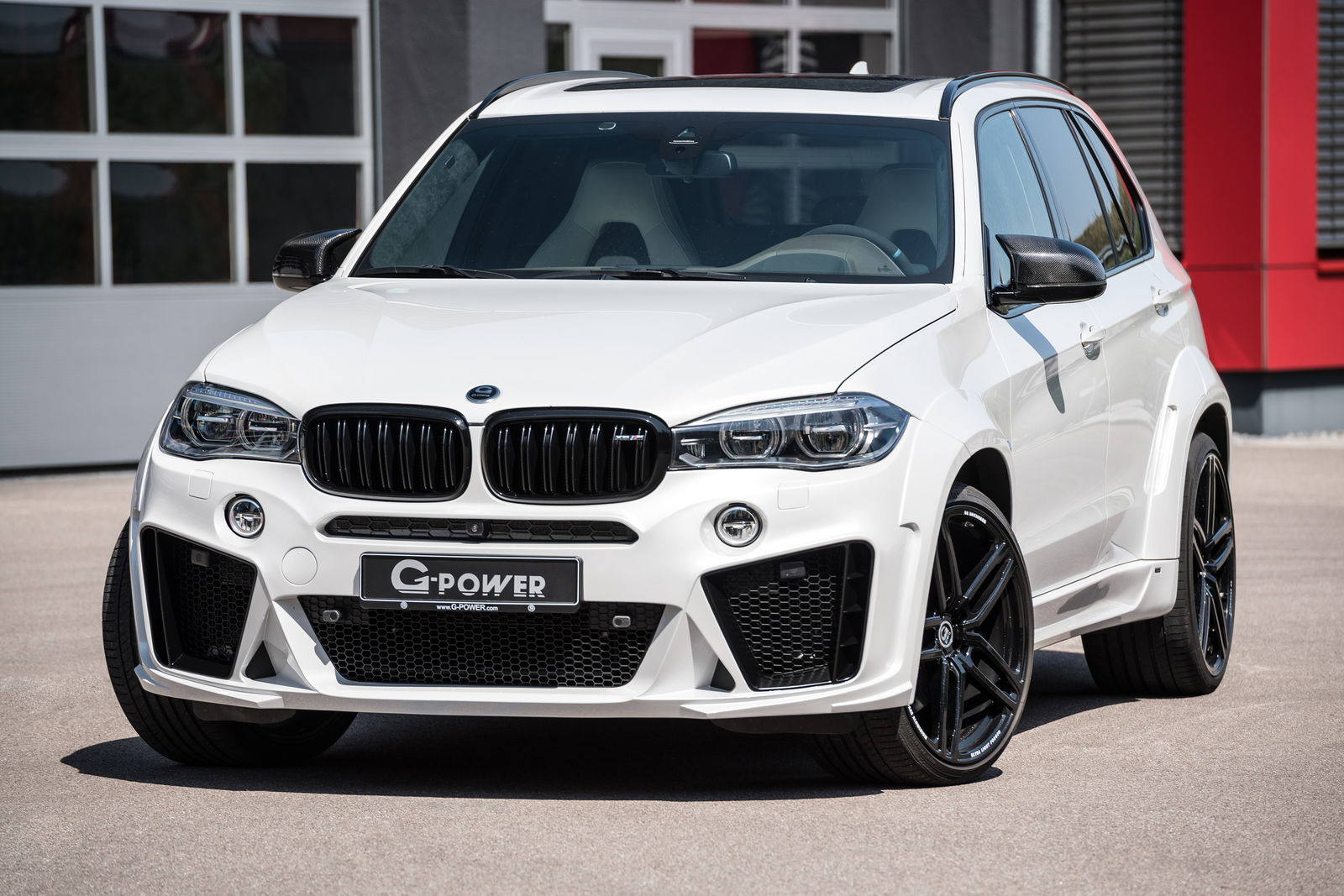 g power bmw x5 m typhoon is a 750 hp family rocket. Black Bedroom Furniture Sets. Home Design Ideas