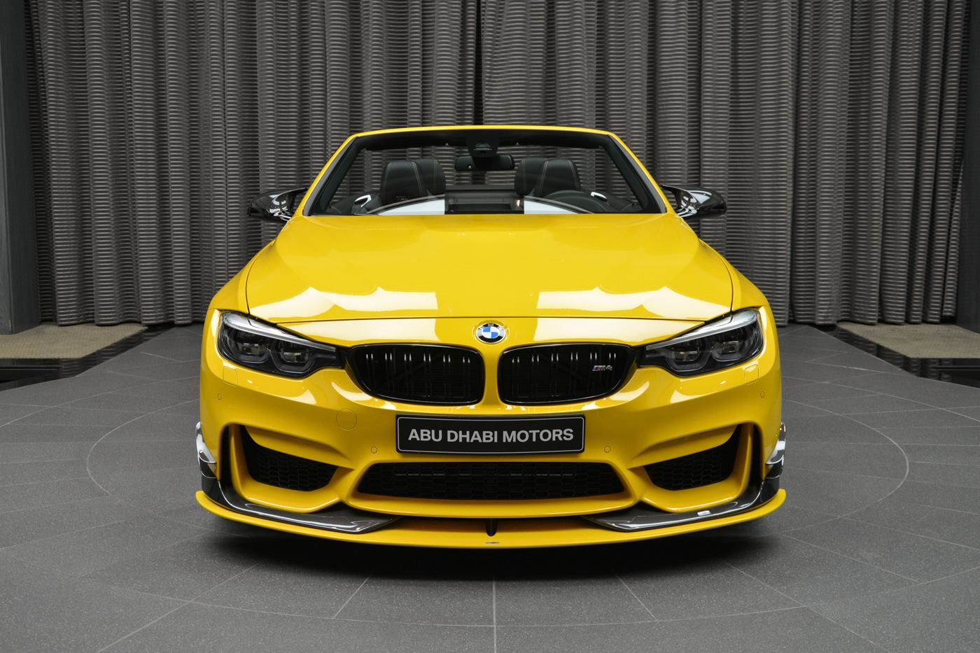 Alpina B7 2017 >> Anyone For An AC Schnitzer Speed Yellow BMW M4 Convertible?