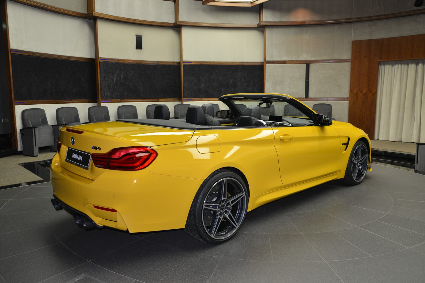 Anyone For An Ac Schnitzer Speed Yellow Bmw M4 Convertible HD Wallpapers Download free images and photos [musssic.tk]
