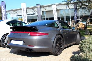 porsche targa south africa