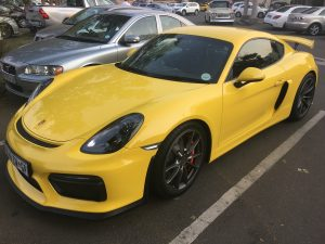 porsche cayman gt4 south africa