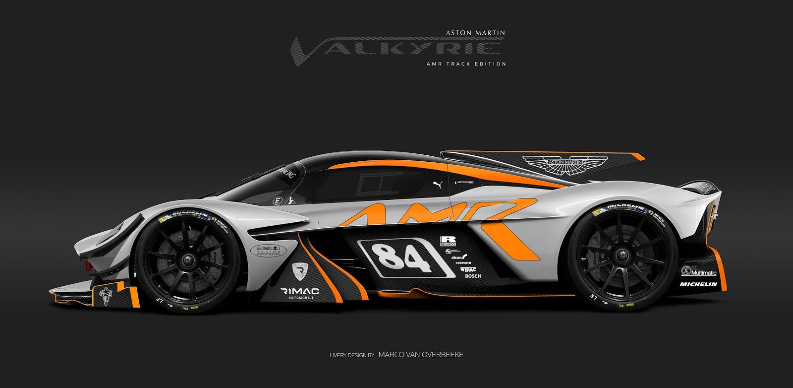 Aston Martin Valkyrie Track Only