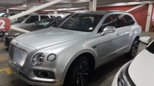 bentley bentayga south africa