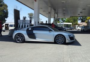 audi r8 GT south africa