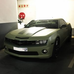 military green camaro ss south africa