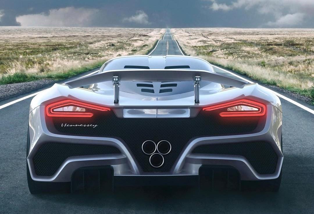 Hennessey Venom F5 To Hit 300 Mph