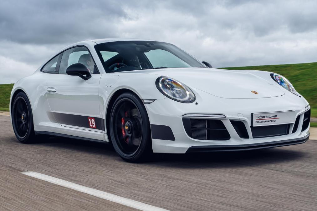 Quot Limited Quot Porsche 911 Carrera 4 Gts British Legends Editions