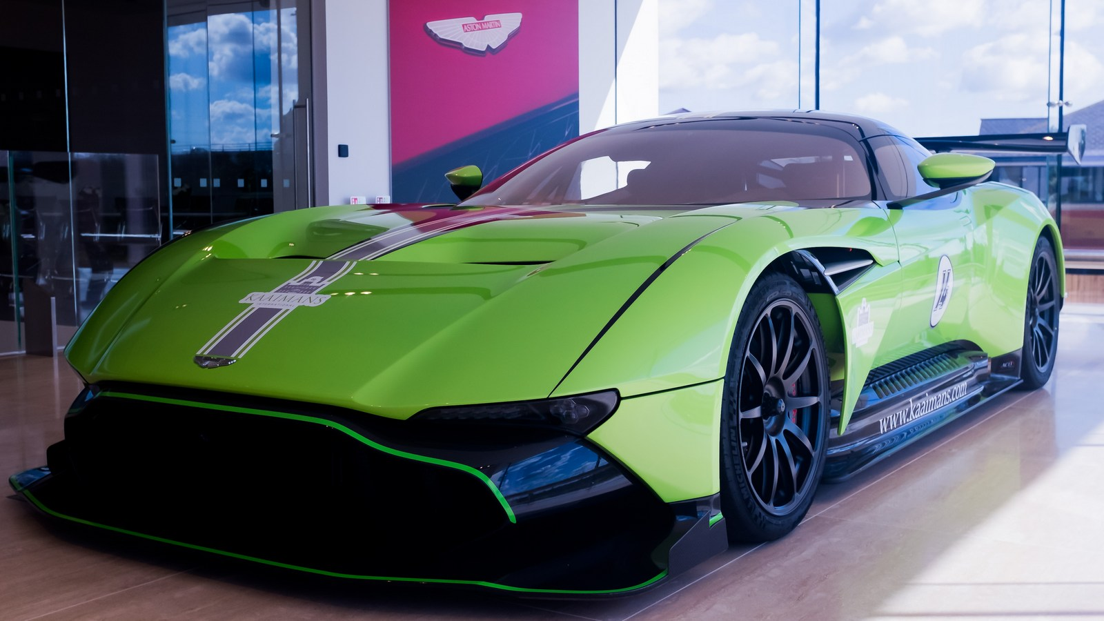 Lambo Green Aston Martin Vulcan Can Be Yours For R50 Million