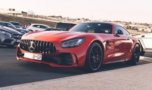 mercedes-amg gt r red south africa