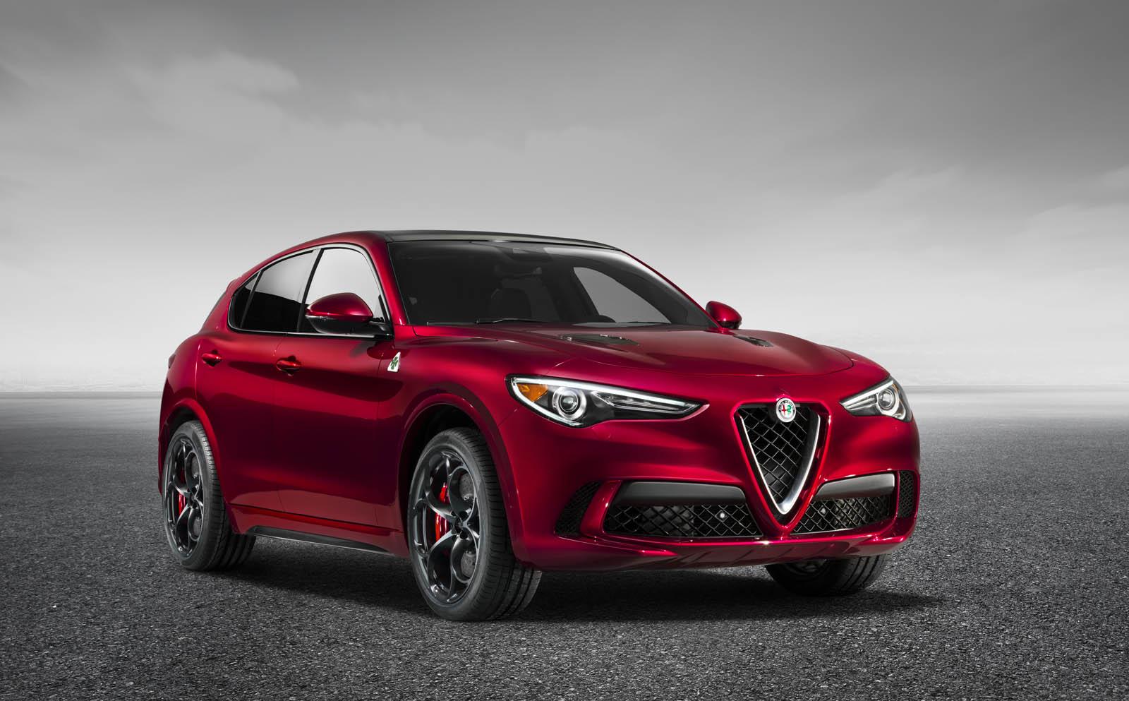 Alfa Romeo Stelvio Quadrifoglio Goes On Sale