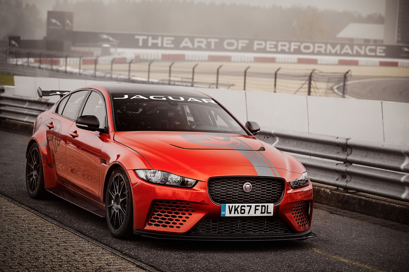 Jaguar Xe Sv Project 8 Is The Fastest Sedan Around The