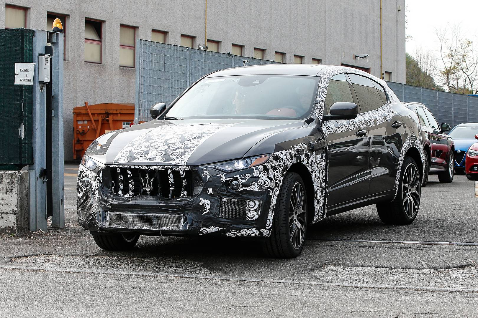 Maserati Levante Gts To Pack 570hp V8 Engine