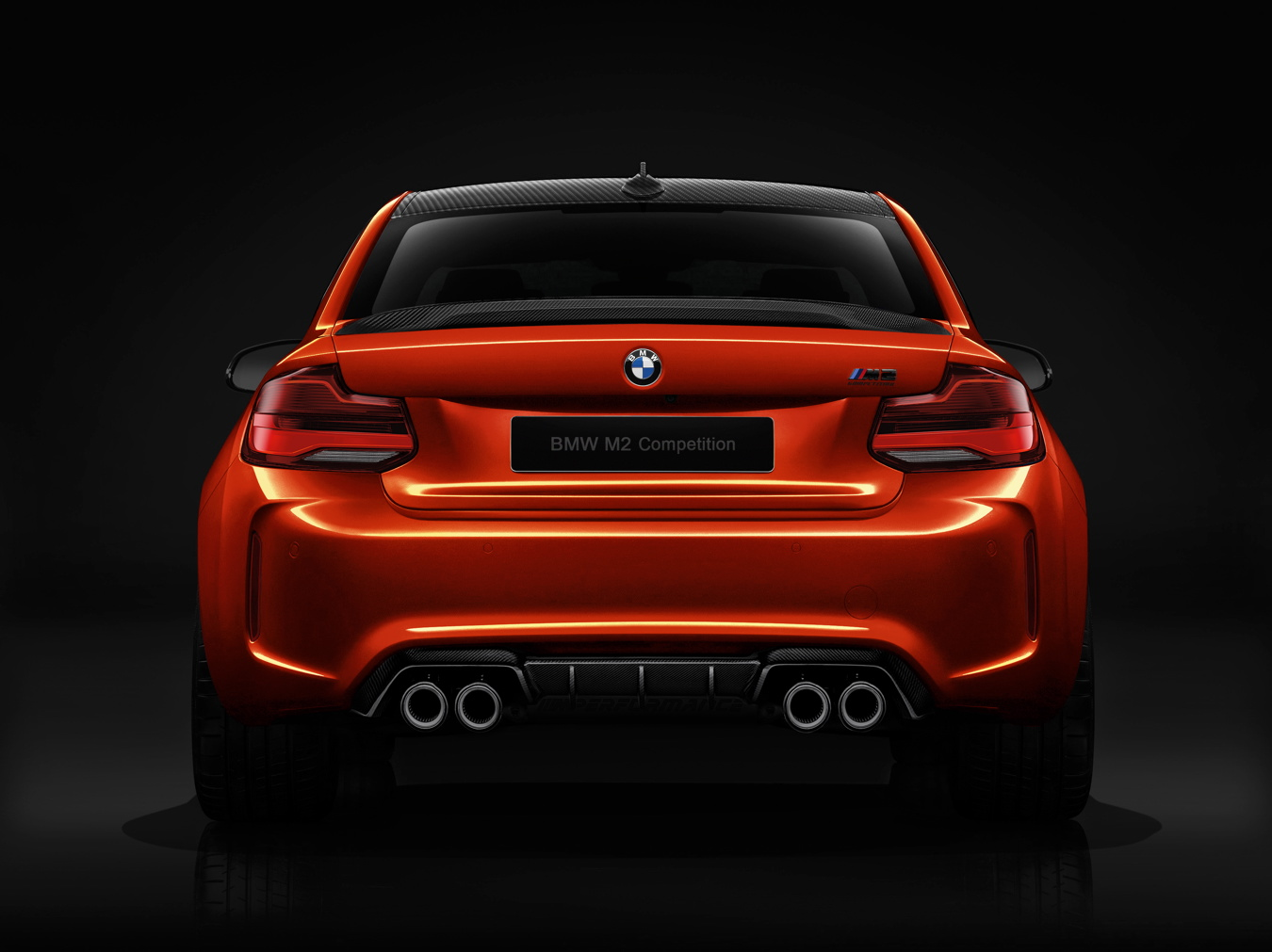 Mustang Performance Parts >> Incredibly Realistic BMW M2 Competition Renderings