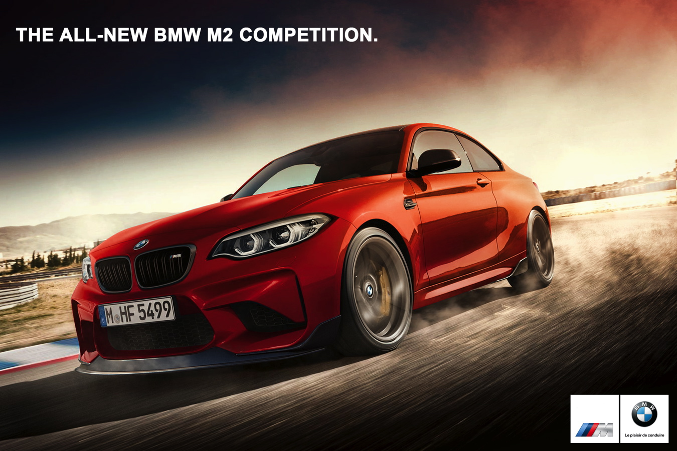 Renderings Bmw M Competition