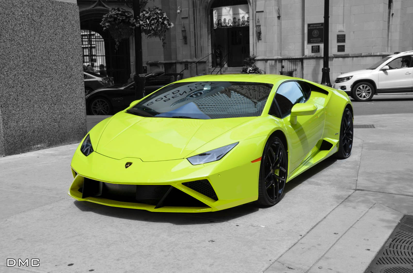 DMC Offer Lamborghini Gallardo Face For Your Huracan
