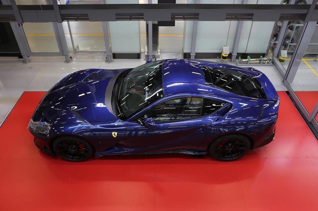 Here Is How Much The Ferrari 812 Superfast Will Cost You