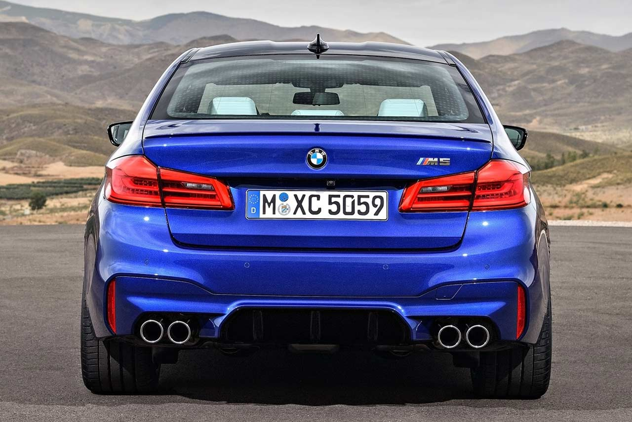 Bmw 340i 2019 >> Listen To 3 Minutes Of The New BMW M5 Fitted With The M Sport Exhaust