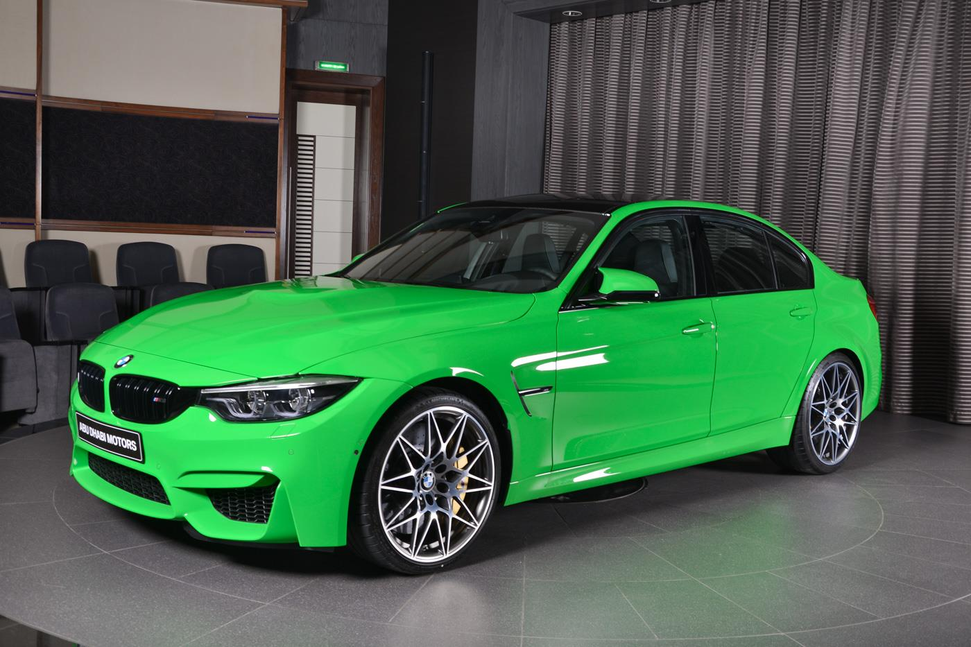 verde mantis bmw m3 is one stand out bimmer. Black Bedroom Furniture Sets. Home Design Ideas